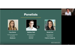 Virtual Panel - The Next Generation of Data-Driven Agencies
