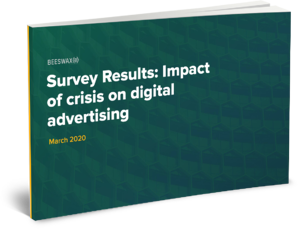Cover | Survey Results The Impact of Crisis on Digital Advertising