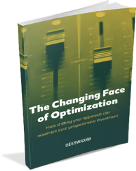 Cover   The Changing Face of Optimization